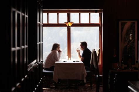 The Dining Room At Salish Lodge Spa by Seattle Restaurant Week 10 Best Places For Ambience The