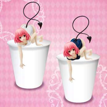 Promo Noodle Stopper Figure Konjiki No Yami Golden Darkness Black Ker to ru darkness anime figuren dot commerce