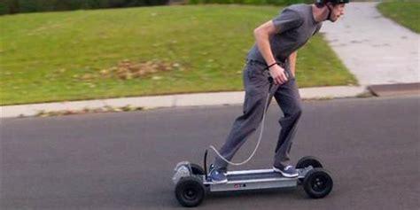 Skateboard Scooter Elektrik Hobi Anak Sekarang alone here
