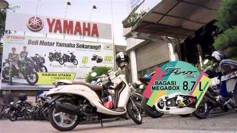 yamaha fino sporty 125 blue core review yamaha new fino 125 blue core youtube