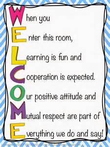 Classroom Door Signs Templates by The 25 Best Ideas About Welcome Sign Classroom On