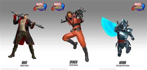 Murah Ps4 Marvel Vs Capcom Infinite Reg 2 marvel vs capcom infinite recibe un pase de trajes de 30 euros meristation