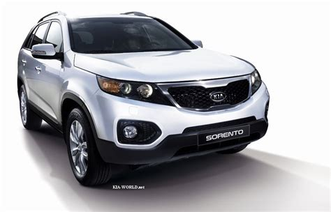 kia jeep 2010 2010 kia sorento official photos autoevolution