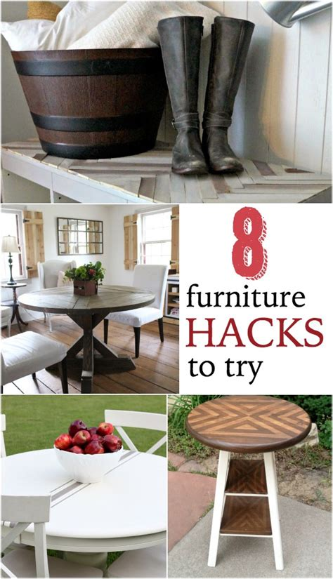 diy furniture hacks 8 diy furniture hacks to try home stories a to z
