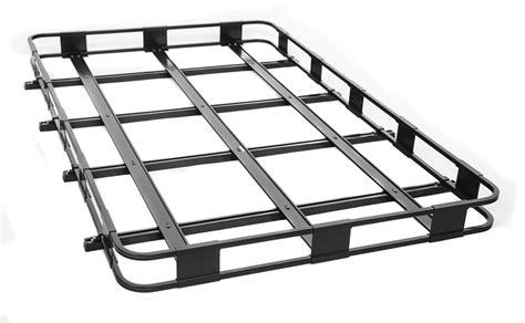Surco Roof Racks by Surco Safari Rack 5 0 Rooftop Cargo Basket 84 Quot X 50