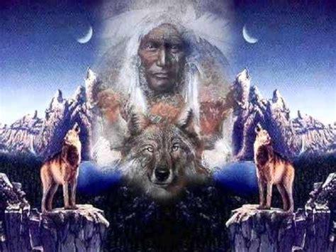 imagenes de indios americanos indios con lobos youtube