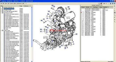 komatsu construction parts catalogue  full auto repair manual forum heavy equipment