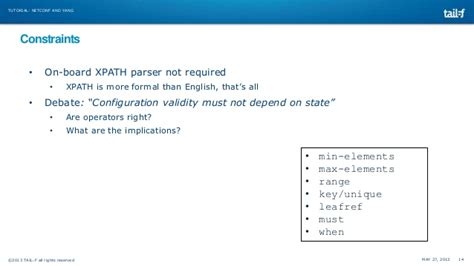 xpath replace pattern module 6 yang tutorial part 2