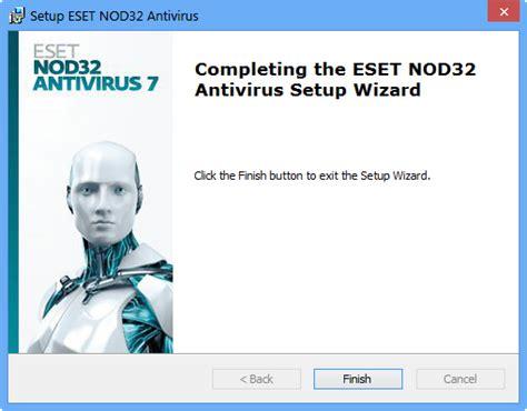 Jual Antivirus Eset Nod cara instal aktifkan antivirus esetnod 32 versi 7 url
