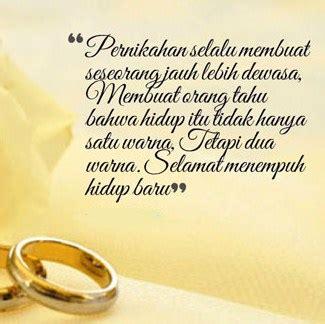 kata mutiara pernikahan  sakral  indah