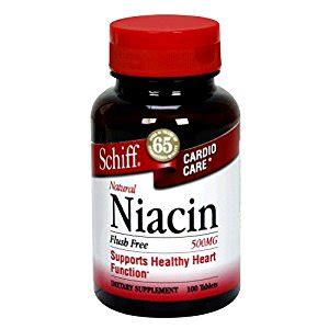 Niacin Pills For Marijuana Detox by Niacin Flush Pills Test Www Pixshark Images