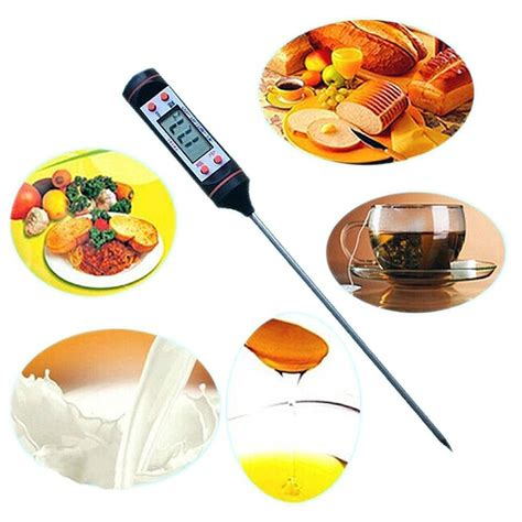 termometro  medir la temperatura de alimentos cocina  en mercado libre