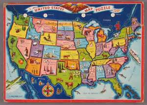 108 1183 united states map puzzle jigsaw puzzle