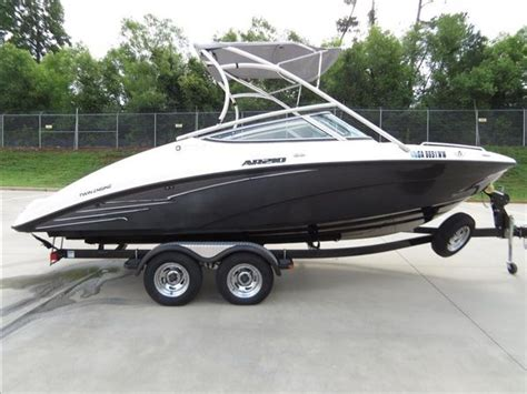 yamaha jet boat for sale georgia 2012 yamaha ar 210 black jet boat only 66h for sale in