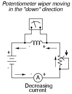 inductance voltage polarity inductors and calculus