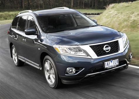 nissan australia 2015 nissan pathfinder hybrid price and features for