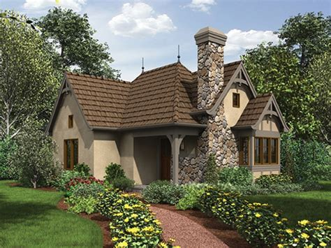 Eplans English Cottage House Plan Enchanting Guest Small House Plans Tudor