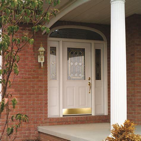 Exterior Door Glass Replacement Inexpensive Tips To Winterize Your Home S Doors