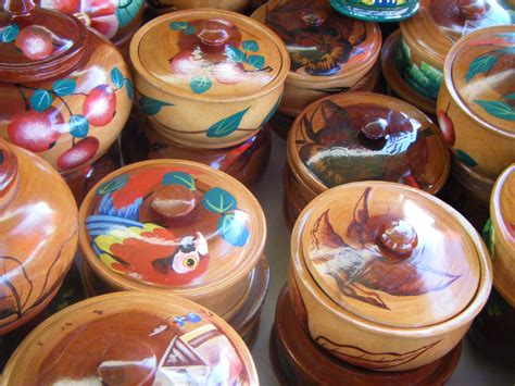 Handmade Wooden Bowls For Sale - wooden bowls handmade in haiti home crafts for sale 12