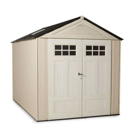 jardin ultra shed rubbermaid big max 11 ft x 7 ft ultra storage shed
