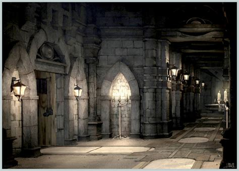 design the inside of a house game final fantasy ix castle inside art jake l rowell artist