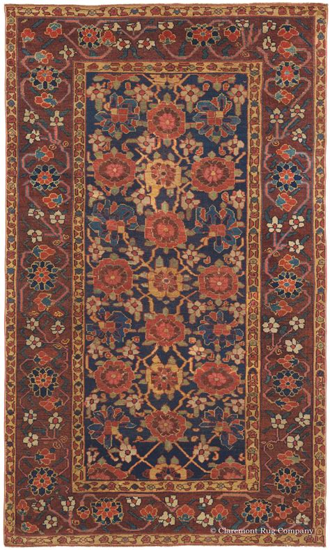 Bold Area Rugs by Area Size Caucasian Karabagh Antique Rug With Bold Colors