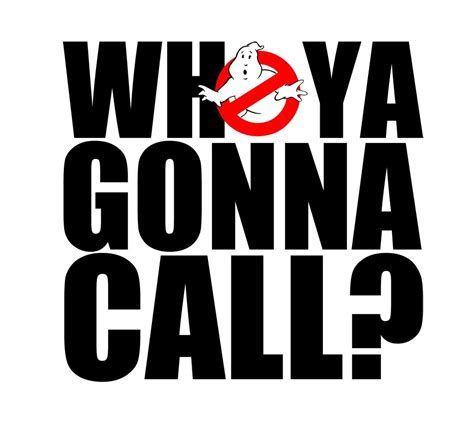 camiseta chica los cazafantasmas who ya gonna call