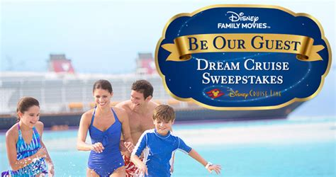 disney be our guest sweepstakes win a 4 night bahamian dream vacation - Disney Be Our Guest Sweepstakes