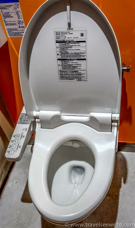 japanese bidet toilet seat japan land of the rising toilet seat travelseewrite