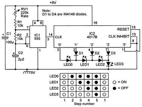 sequential led wiring diagram how to make sequential led