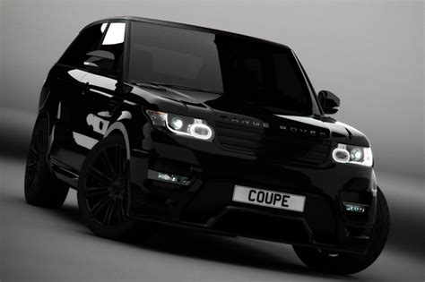 range rover modified modified range rover sport coupe launched pictures