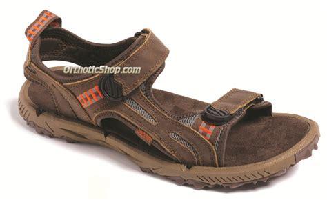 moszkito sandals moszkito viper sting arch support sandal brown