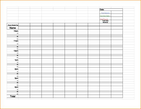 daily appointment template online calendar templates