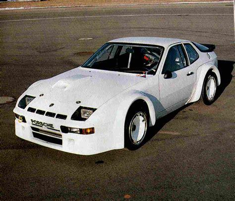 Porsche 924 Carrera Gts by The Porsche 924 Carrera Gts