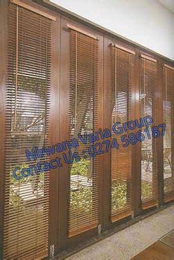 Ram Pintu Aluminium krey vertical blinds roller blinds horizontal blinds ram