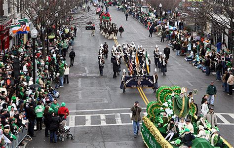 on why does boston have two st patricks day parades in a word why does boston have two st patrick s day parades in a