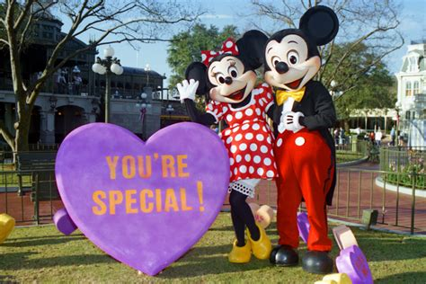 Vintage Walt Disney World: Mickey?s Valentine Through the Years « Disney Parks Blog