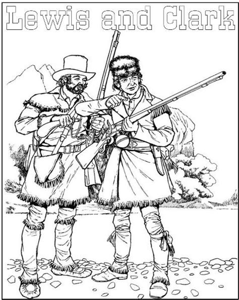 free coloring pages of sacajawea