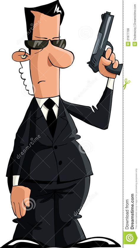 bodyguard royalty  stock  image