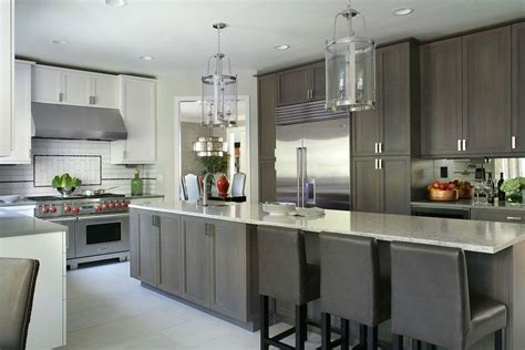 transitional kitchen lighting contemporary kitchen transitional kitchen with a wolf