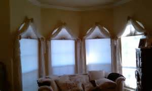 How Do You Hang Drapes Arched Window Drapes