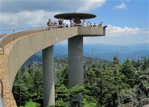 Cabins Near Clingmans Dome by An Introduction To Clingman S Dome The Highest Point In