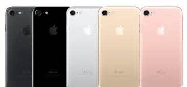 i phone colors iphone 7 release date options colors and sizes and