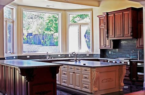 wholesale mahogany maple finish kitchen cabinets with j k mahogany maple kitchen cabinates photos pictures