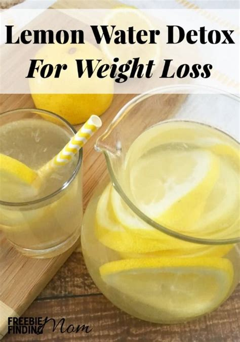 Lemon And Warm Water Detox Diet by Warm Weights And Lemon Water On