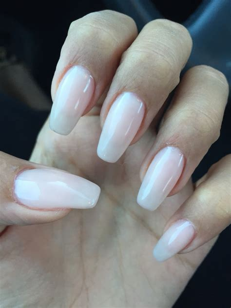 Clear Nail by Best 25 Clear Gel Nails Ideas On Gel
