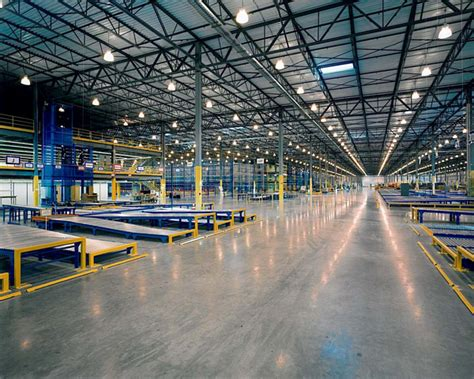 Toyota Distribution Center Projects Monitor Construction Partners