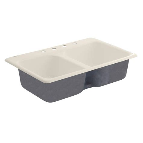 standard drop in sink standard drop in cast iron 33x22x9 5 4