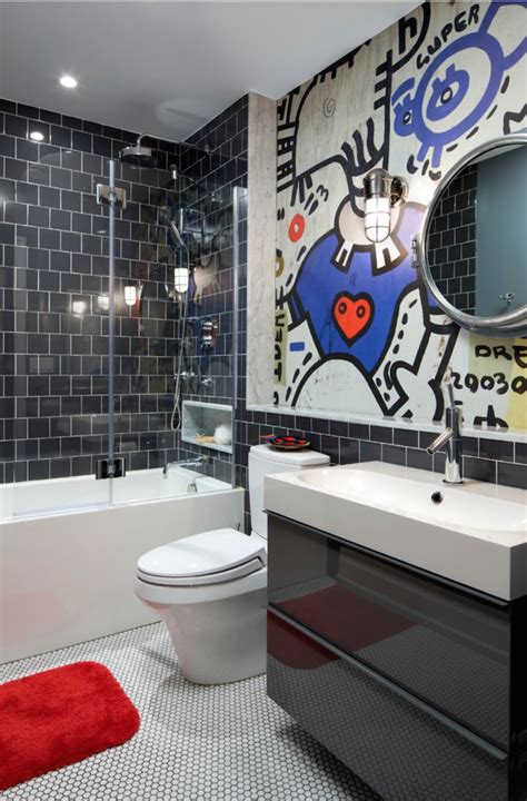 boys bathroom decorating ideas colorful kids bathroom ideas maison valentina blog