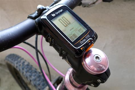 best road bike gps review bryton rider 310 affordable gps tracking cycle